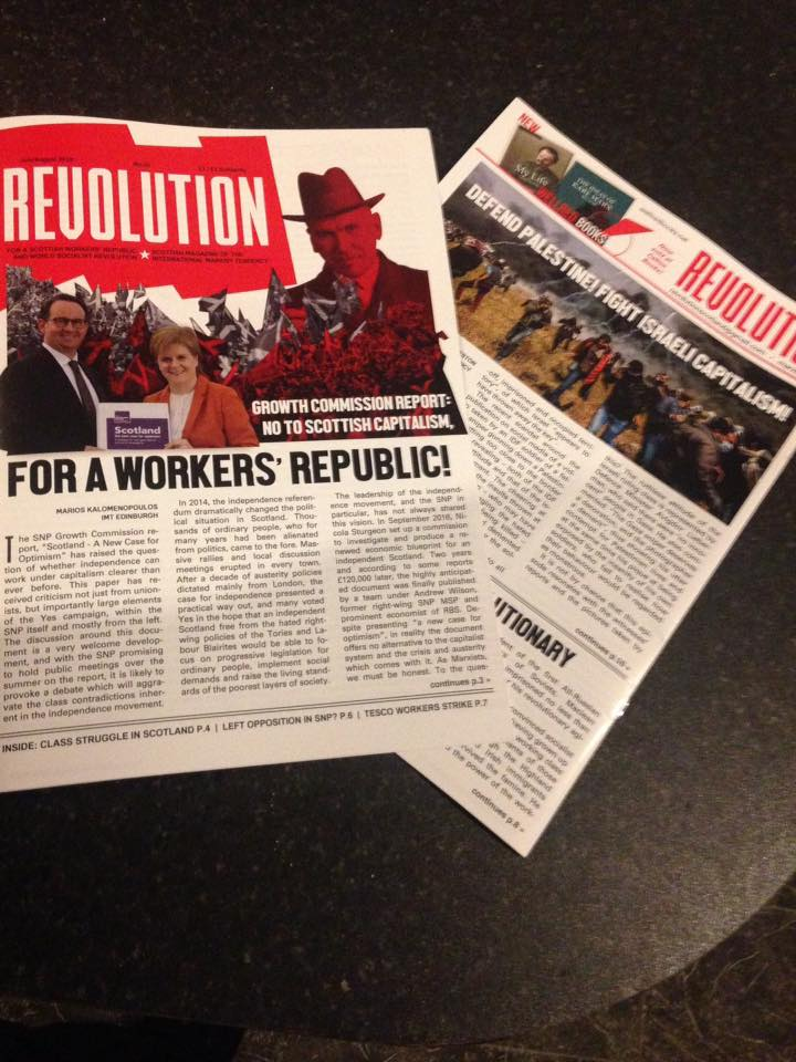 Issue 22 Editorial: Class Struggle Begins to Thaw