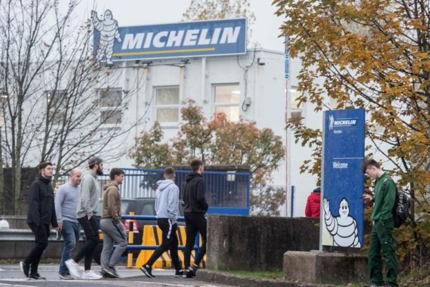Nationalise Dundee Michelin under Workers' Control