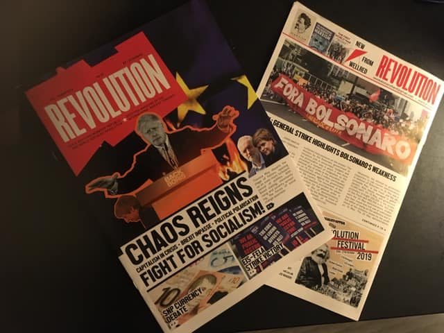 Revolutionary Situations on The Horizon: Youth will be at The Forefront! (Issue 29 Editorial)
