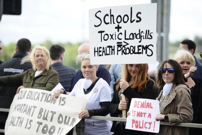 Blue Water Schools: No Safety where there's Profit!