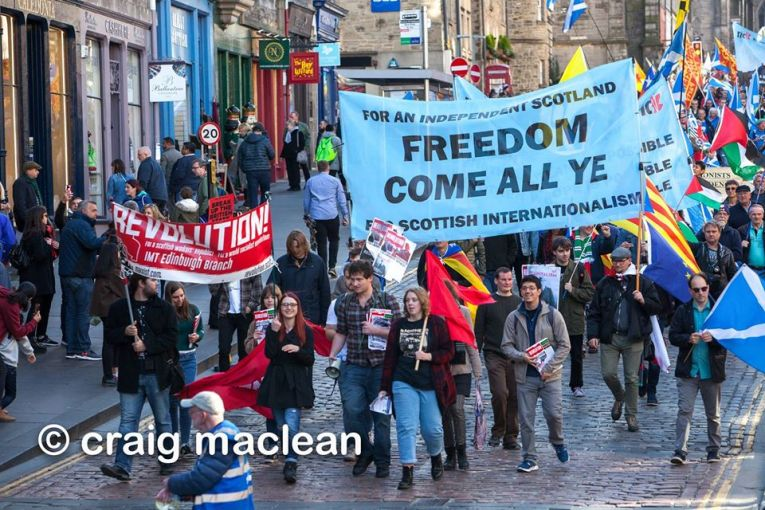 Indy Movement Must Learn Lessons from General Election: For a Workers' Republic!