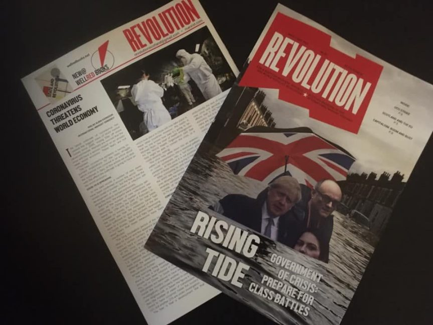 Britain on the Brink: Build for Revolution (Issue 32 Editorial)