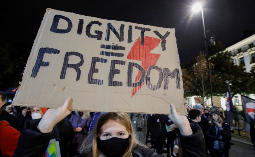 Poland: Judicial Ban on Abortion is an Attack on the Working Class!
