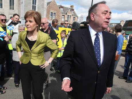 Rifts in the SNP: How should the Left respond?