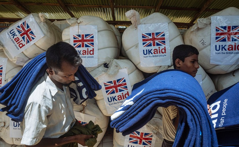 Foreign Aid: the Smiling Face of Imperialism