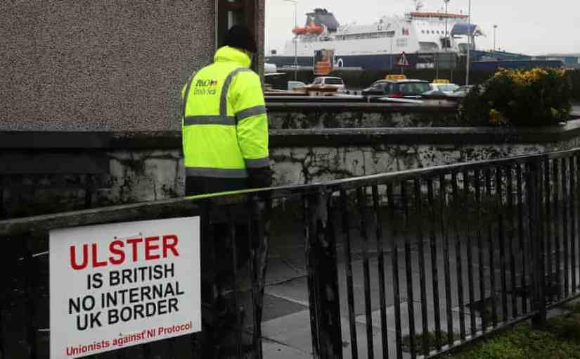 Ireland Under Brexit: Crushed Between the Millstones of Imperialism