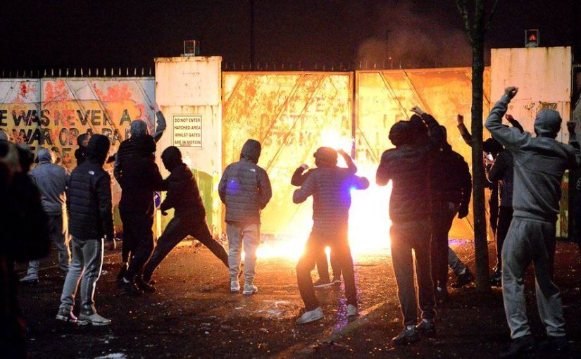 N. Ireland: Sectarian Riots — A Bad End to a Bad Peace