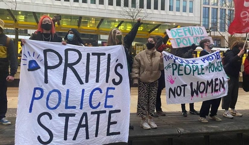 Kill the Bill: Demonstrations continue against Tory Police law