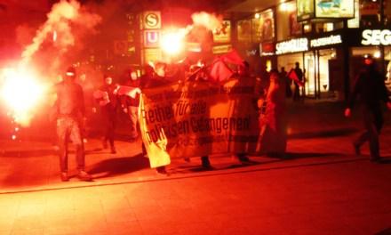 Aktivitäten zum internationalen Tag für die Freiheit der politischen Gefangenen 2012