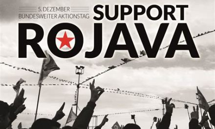 #Support Rojava – Kampagne und Aktionstag im Dezember