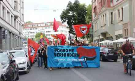 Chemnitz: Faschisten bekämpfen – Progrome verhindern!
