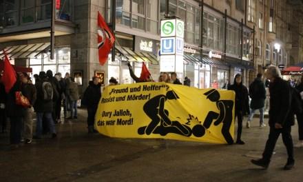 Oury Jalloh – Das war Mord!