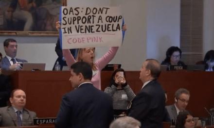 Venezuela: Auf die halbe Revolution folgt die ganze Konterrevolution