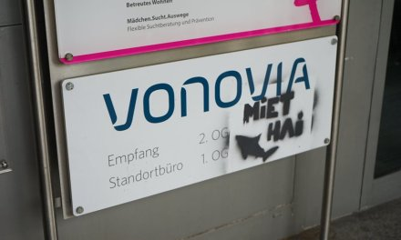 Video von Kundgebung gegen VONOVIA am 15. Mai