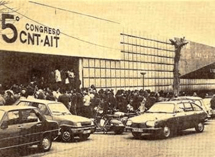 CNT Fifth Congress, 1979