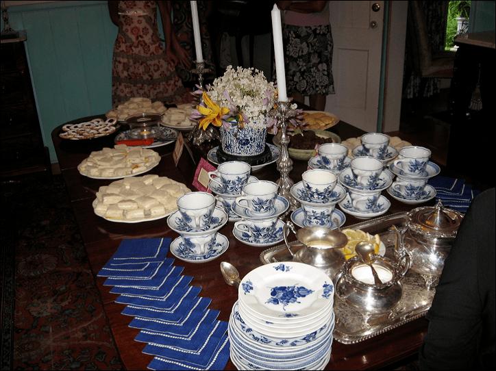 formal tea party revolutionary