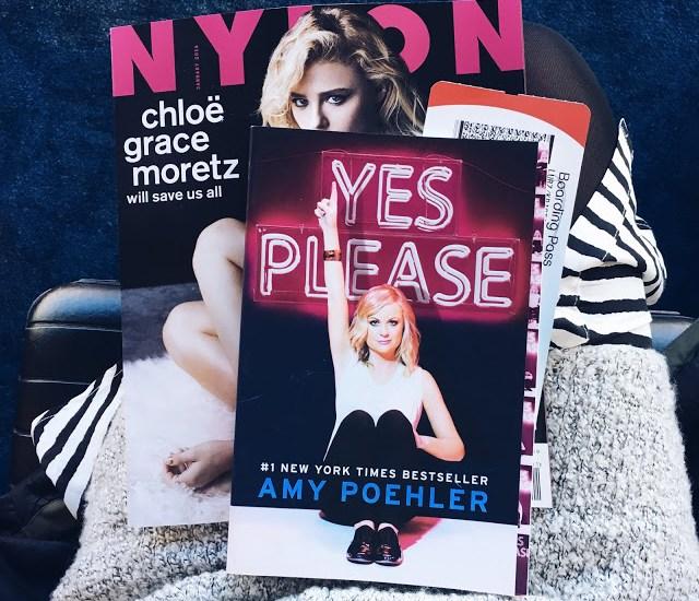 """Buchtipp zu """"Yes Please"""" von Amy Poehler"""