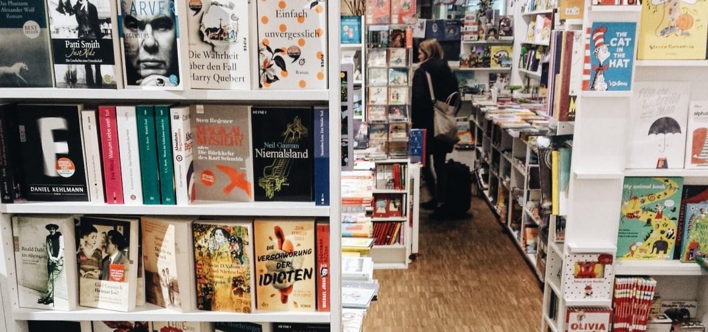 Die besten Buchhandlungen in München: Wortwahl