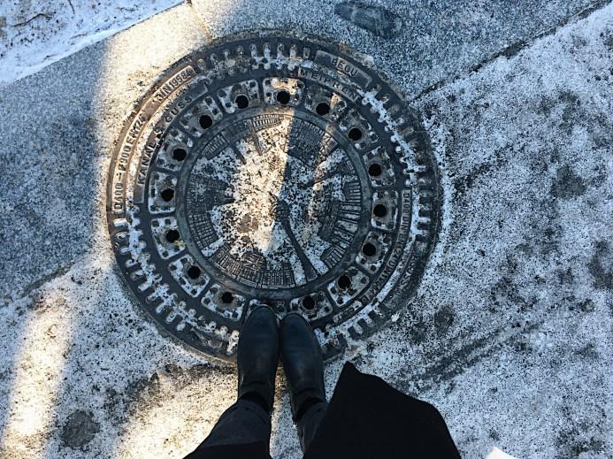 Travelguide Berlin: Eis und Schnee in Mitte