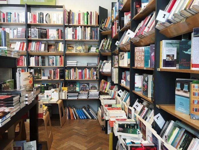 Die besten Buchhandlungen in München - Sendlinger Buchhandlung