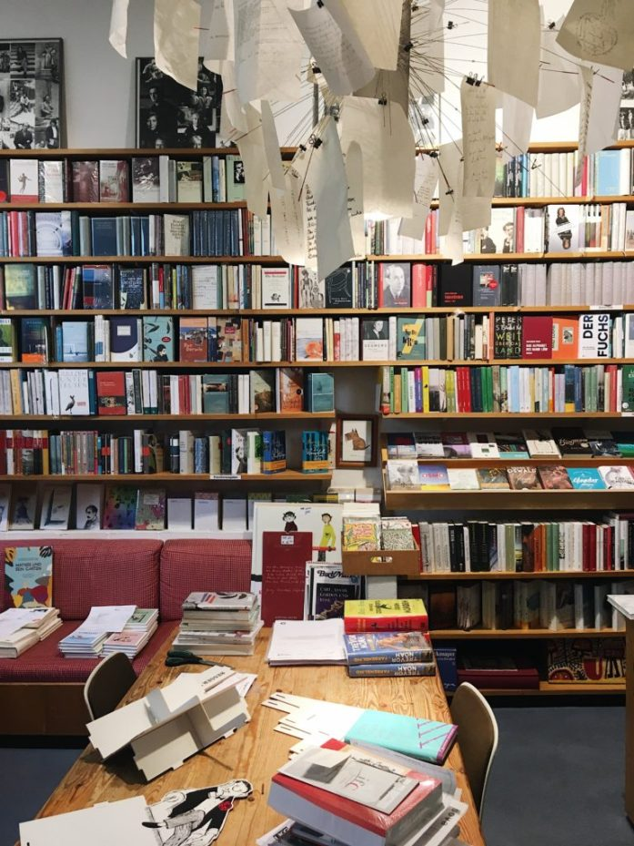 Die besten Buchhandlungen in München - Autorenbuchhandlung