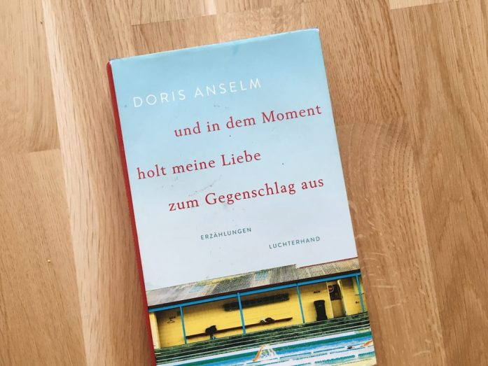 """4 Bücher unter 200 Seiten: """"und in dem Moment holt meine Liebe zum Gegenschlaf aus"""""""