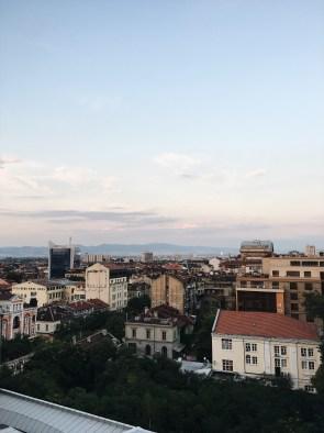 Fotoalbum: Sofia im September