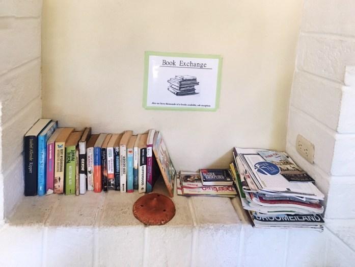 Bücher und Backpacking - Tipps für Vielleser