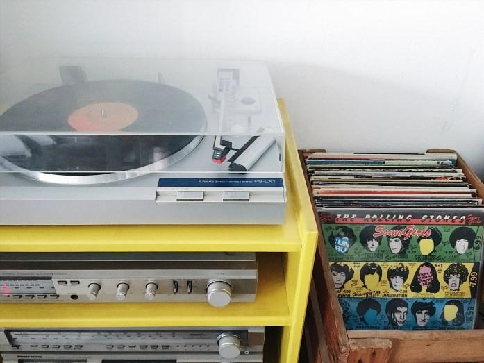 Vinyl Story: Die ersten drei Schallplatten