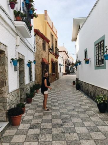 Andalusien: Barbate