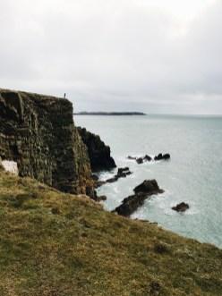 Winter in Wales: Pembrokeshire