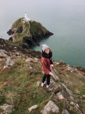 Winter in Wales: South Stack Lighthouse