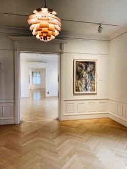 Das Louisiana Museum of Modern Art in Dänemark