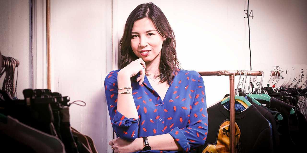 47. Anahi Nguyen (L'Habibliothèque) | Une autre façon de consommer la mode