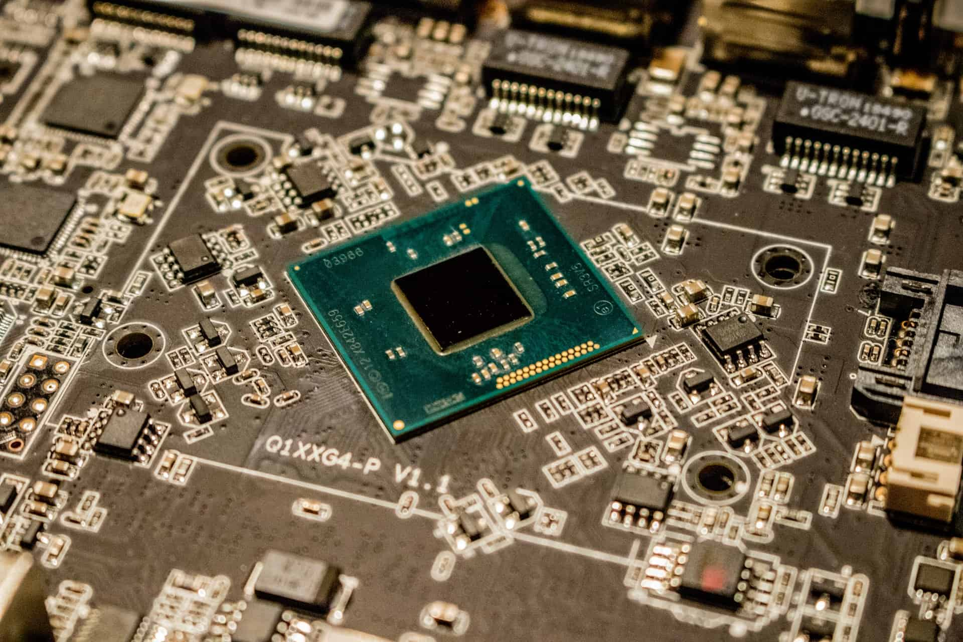 semiconductor manufacturing