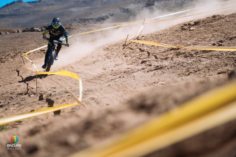 Josh Carlson is on it for 2018! Solid 8th place in Chilie