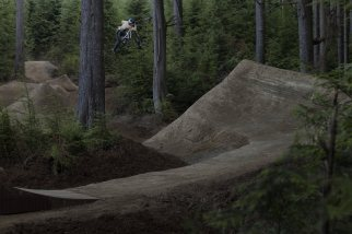 Brandon Semenuk during the filming of 'Realm' on the Sunshine Coast, Canada on July 14, 2021. // SI202109030710 // Usage for editorial use only //