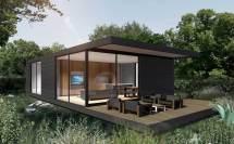 Modern Tiny House Prefab Homes