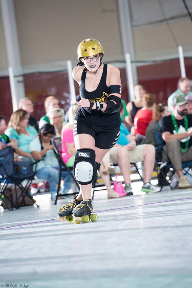 Roller Derby, Pinellas County, Tarpon Springs, Pasco County
