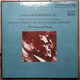 Mahler Leinsdorf