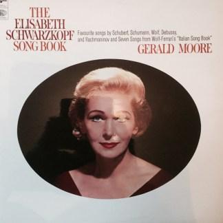 SAX 5268 Elizabeth Schwarzkopf Songbook E/R