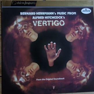SRI 75117 Bernard Herrmann Vertigo / Muir Matthieson / Sinfonia of London