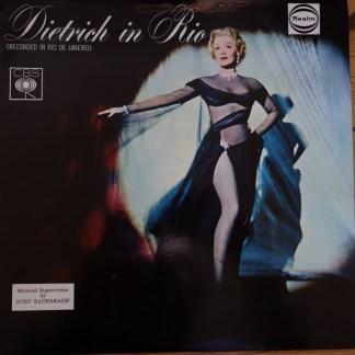 CBS RM 52077 Marlene Dietrich Marlene in Rio