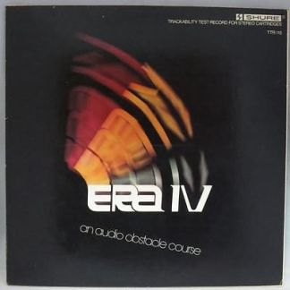 SHURE ERA IV An Audio Obstacle Course