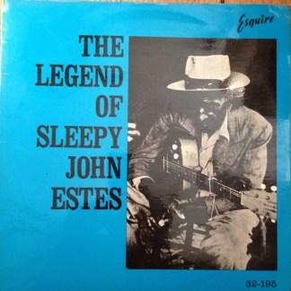 Esquire 32-195 The Legend of Sleepy John Estes
