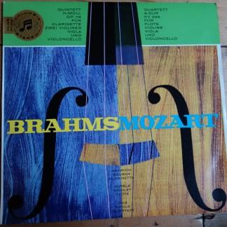 STC 80499 Brahms Quintet / Mozart Quartet / Drolc Quartet W/G