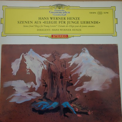138 876 Hans Werner Henze Elegy For Young Lovers TULIP