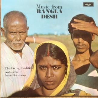 ZFB 74 Music from Bangla Desh / Deben Bhattacharya