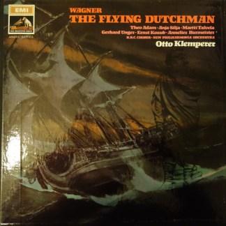 SAN 207-9 Wagner Flying Dutchman / Klemperer 3 LP box