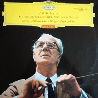 138 823 Haydn Symphonies 88 & 98 / Jochum / BPO TULIP
